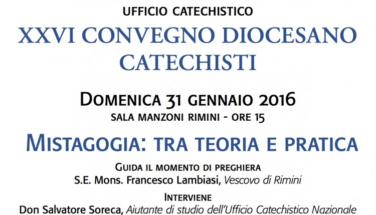 Manifesto Convegno Catechisti 2016-1